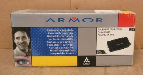 New Armor K11569 Black Toner Cartridge 10000 pages for Panasonic PANAFAX UF 550